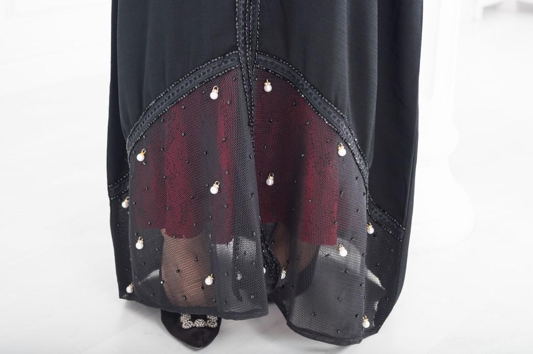 abaya designer emirates